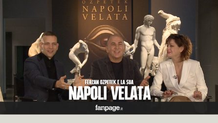 "Ferzan Ozpetek: ""La mia Napoli velata, totalmente diversa da Gomorra"""