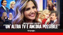 """Lorella Cuccarini: """"Una domenica diversa in tv è possibile. Pippo Baudo non ha eredi"""""""