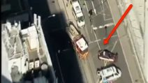 Melbourne, auto contro la folla: le prime immagini