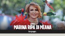 """Morta Marina Ripa di Mena, aveva detto: """"Questo sarà il mio ultimo Natale"""""""