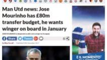 Mourinho vuole Dybala al Manchester United