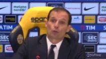 """Allegri: """"Dybala può diventare uno dei più forti al mondo"""""""