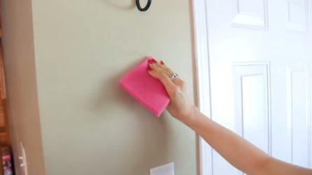 come pulire le pareti di casa: i consigli per eliminare sporco e