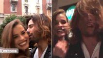 """Ivana e Luca di nuovo insieme, tra scherzi e baci: lui le """"ruba"""" il telefono e pubblica una Storia"""