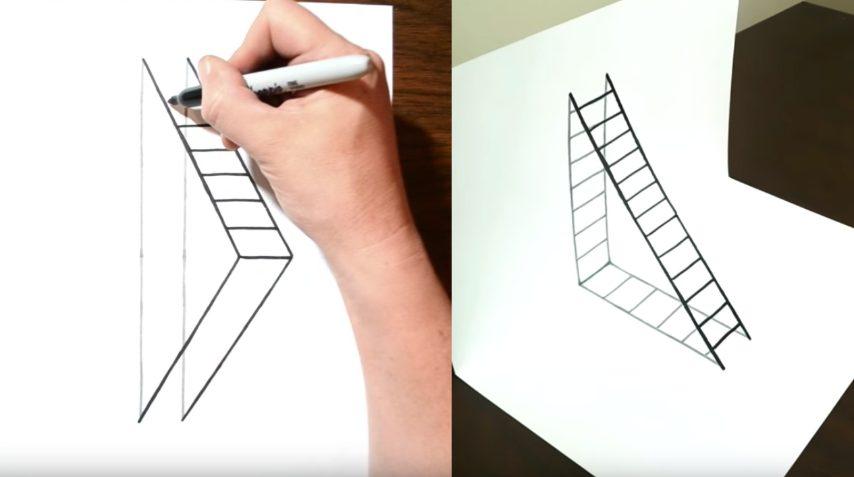 Come Disegnare Una Scala In 3d