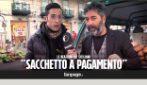 Sacchetti a pagamento - la reazione dei siciliani