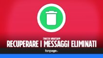 Trucchi WhatsApp: recuperare i messaggi eliminati dagli amici