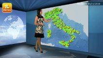 Previsioni meteo per martedì, 30 gennaio