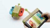 Tutti inventori con Nintendo Labo, una nuova esperienza di gioco