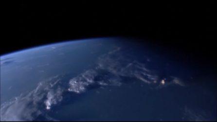 Nuovo Ufo ripreso dalla Stazione spaziale internazionale