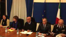 Sparatoria a Macerata, il ministro Minniti arrivato in città
