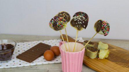 Girelle di crêpes: il dolcetto goloso pronto in pochi minuti!