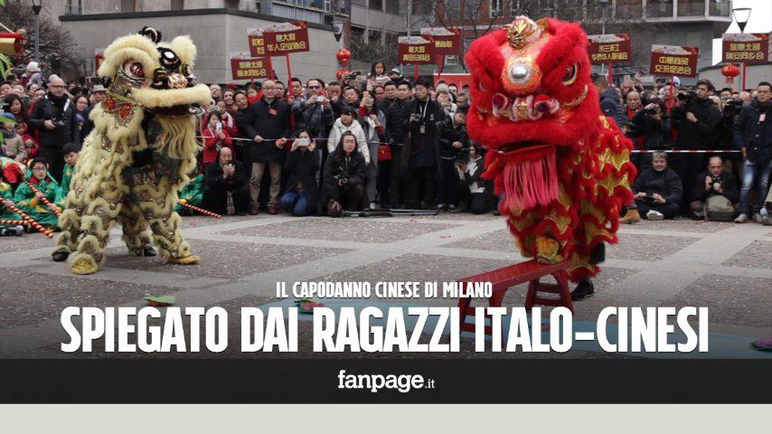 Ufficio Visti Per La Cina Milano : Il capodanno cinese visto dai ragazzi italo cinesi a milano
