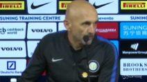 """Spalletti: """"Icardi? Non ha i 90 minuti"""""""