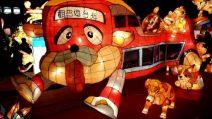 Taiwan, il festival delle lanterne illumina il cielo di Taipei: immagini mozzafiato