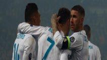 Champions League: Psg battuto, Real Madrid ai quarti di finale