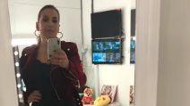 Barbara D'Urso e il suo dubbio sul look