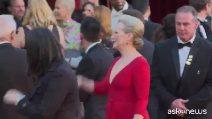 Oscar 2018, niente nero in passerella: il red carpet è a colori