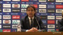 """Lazio, Inzaghi: """"Meritavamo di vincere"""""""