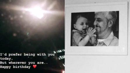 """La commovente dedica di Sara Daniele a papà Pino: """"Ovunque tu sia, buon compleanno"""""""