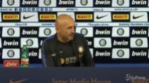"""Inter, Spalletti: """"La Sampdoria ha forza e qualità"""""""