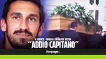 Davide Astori, dolore ai funerali del calciatore: il papà della Fioretti colto da malore