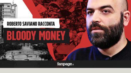 """""""Cosa ha svelato l'inchiesta di Fanpage.it"""": Roberto Saviano racconta Bloody Money"""