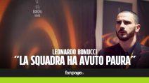 """Bonucci: """"Il Milan? Dovremmo prendere esempio dalla Juventus"""""""