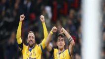 Juve, impresa a Wembley: vola ai quarti di Champions