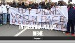 Firenze, diecimila in piazza per Idy Diane