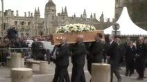 I funerali di Stephen Hawking: ultimo saluto nella chiesa di Cambridge