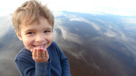 """""""Per me la felicità è... """", i bambini completano la frase in occasione della Giornata della Felicità"""