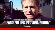 """Morte Fabrizio Frizzi, l'attore Giulio Scarpati: """"Era una persona buona, sono vicino alla famiglia"""""""