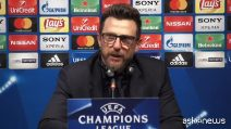 """Champions, Di Francesco: """"Meritavamo qualcosa di più"""""""