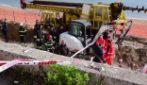 Incidente sul lavoro a Crotone: crolla muro, morti due operai