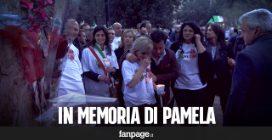 """Fiaccolata per Pamela Mastropietro, la madre: """"Lutto nazionale per i funerali"""". E attacca il Papa"""