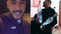 U&D, Lorenzo Riccardi compie 22 anni: il corteggiatore scatenato festeggia con gli amici