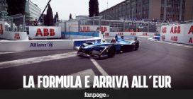 Lo spettacolo della Formula E arriva a Roma: l'entusiasmo degli spettatori