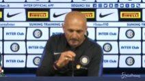 """Inter, Spalletti: """"Ora le opportunità vanno sfruttate"""""""