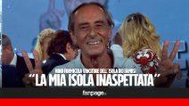 """Nino Formicola, vincitore dell'Isola dei Famosi: """"Non lavoravo più, credo Zuzzurro avrebbe fatto lo stesso"""""""