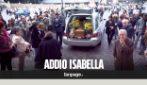 """Morta Isabella Biagini, ai funerali pochissimi vip. L'ira di Mastelloni: """"Femminicidio di un'artista"""""""