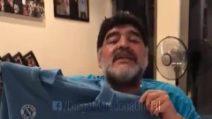 """Il regalo di Maradona a Marek Hamsik: """"Siamo due che teniamo al Napoli"""""""