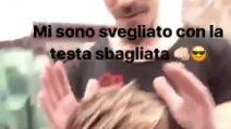 Francesco Monte cambia look: il nuovo colore di capelli