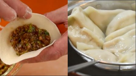 Chinese dumplings: how to prepare them