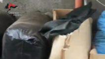 Vesuvio avvelenato da rifiuti tossici: blitz dei carabinieri