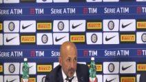 """Inter, Spalletti: """"Le sostituzioni? Colpa mia"""""""