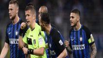 """Inter furiosa: """"Meritiamo rispetto"""""""