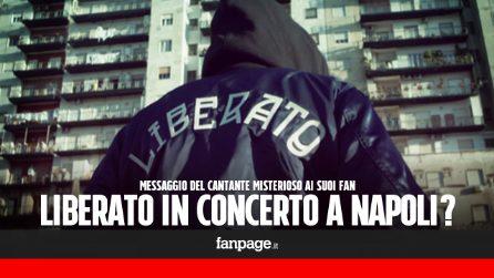 Concerto di Liberato a Napoli? Ecco il messaggio del cantante misterioso