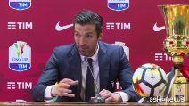"Tim Cup 2018, Buffon: ""La Juventus ha sette vite"""