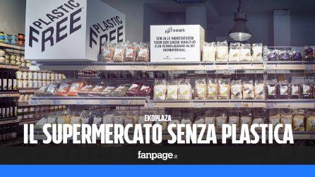 Ekoplaza, il supermercato di Amsterdam senza plastica